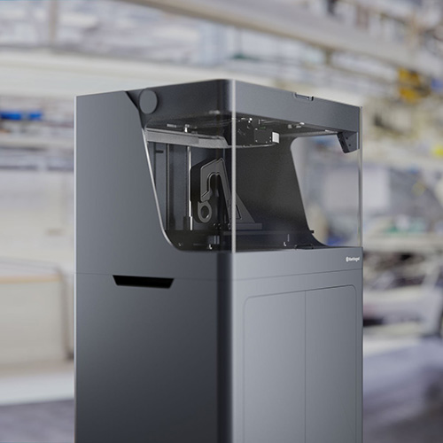 用仿真软件预测Markforged additive manufacturing性能