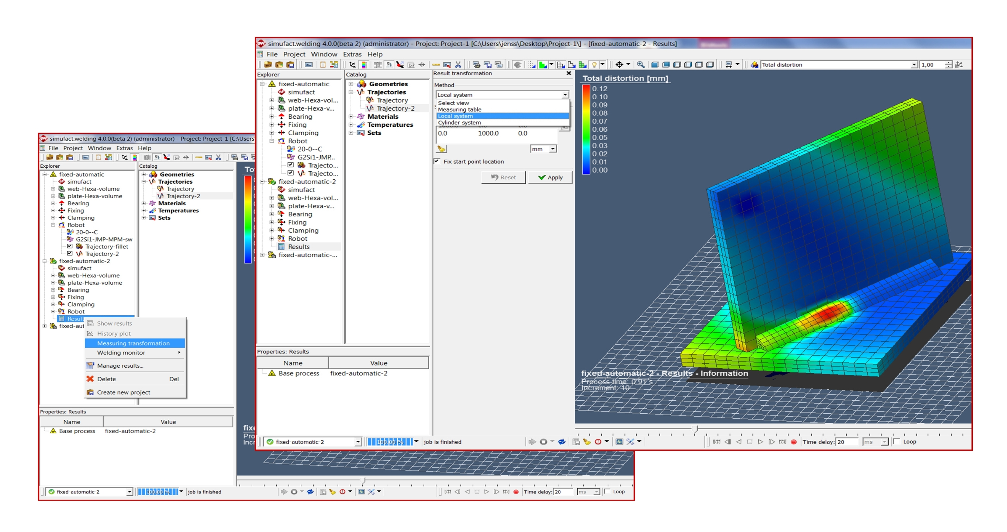 Simufact - Manufacturing Process Simulation for Metalworking Industry